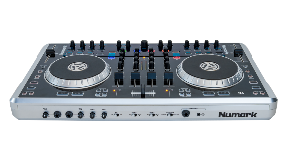 Numark N4 Dj Controller 187 House On Radio