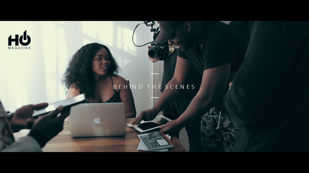 Mobi Dixon feat Inga Hina - Trigger - Behind The Scenes - House On Magazine