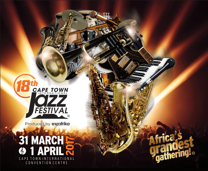 Cape Town International Jazz Festival 2017