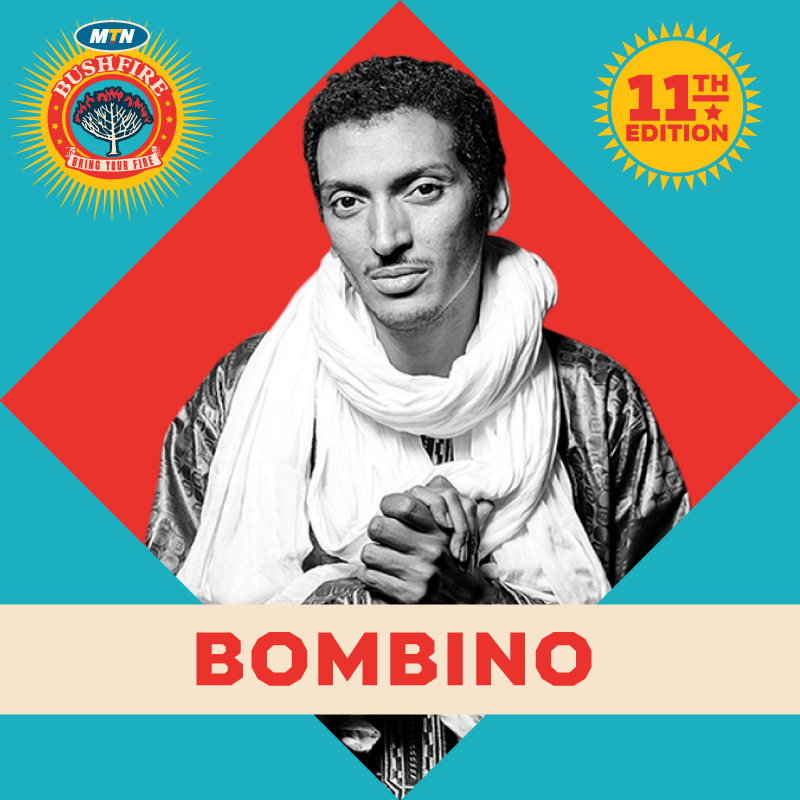 BOMBINO - MTN ushfire 2017 - House On Radio