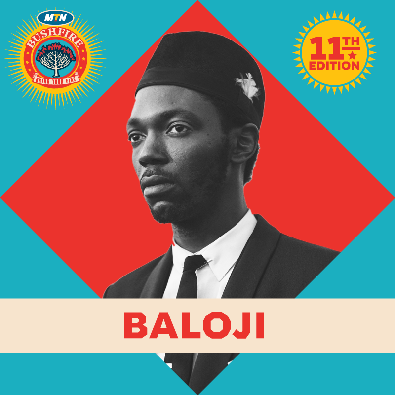 Baloji - MTN ushfire 2017 - House On Radio
