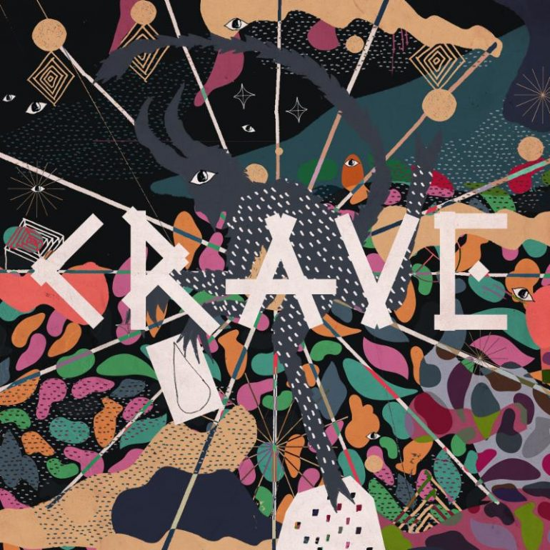 Crave - Jimpster featuring Florence Rawlings - Freerange Records
