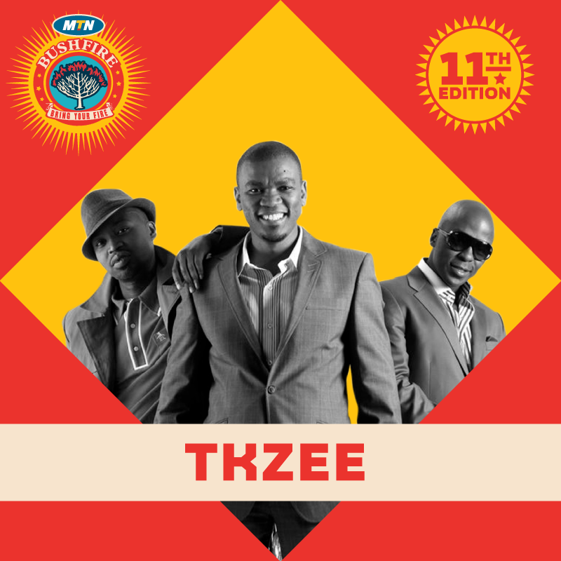 TKZEE - MTN ushfire 2017 - House On Radio