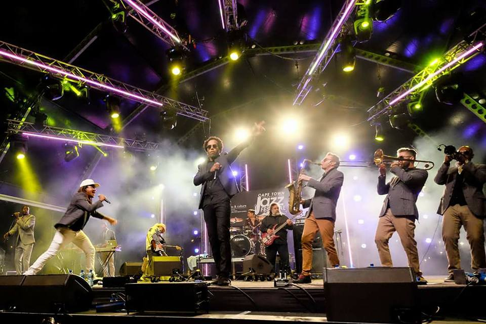 The Rudimentals - Cape Town International Jazz Festival 2017