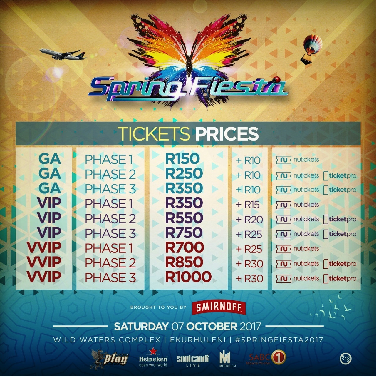 Spring Fiesta 2017 - Tickets - House On Magazine